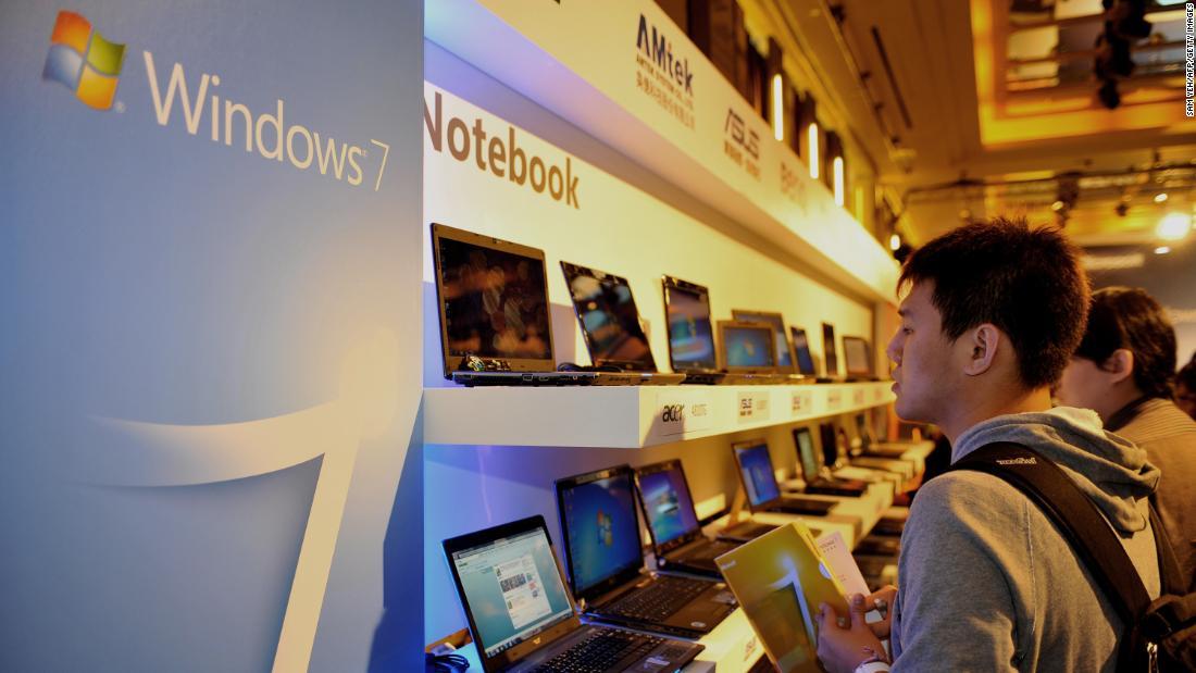 Ihr PC ist in Gefahr, wenn Sie Windows 7 haben