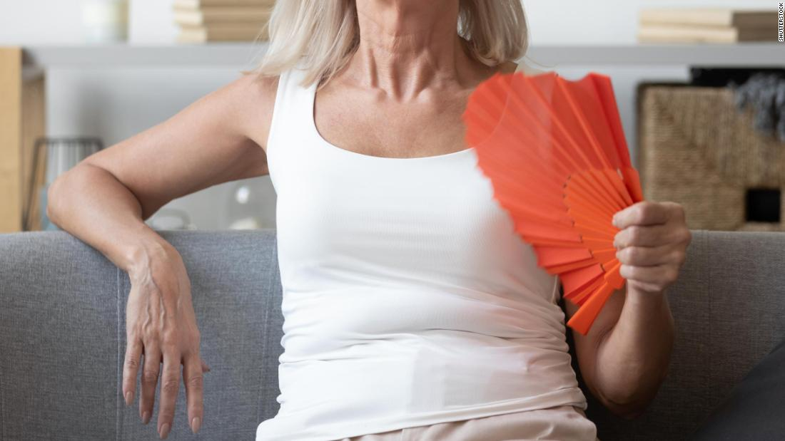 Less sex linked to an earlier menopause, study finds