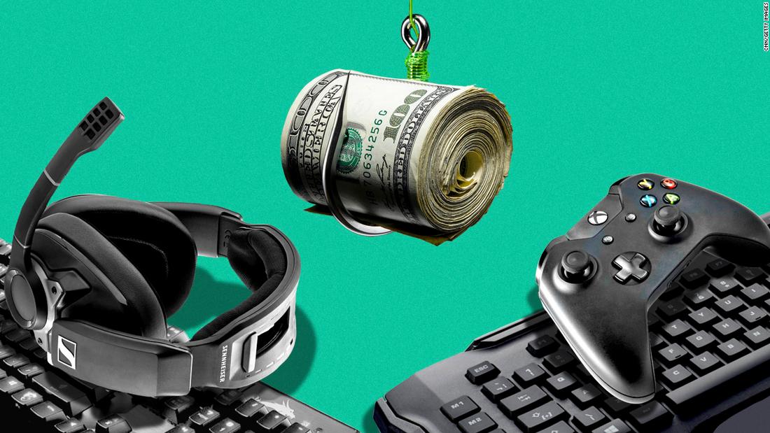 Το νέο streaming wars: Tech γίγαντες αγωνίζονται για το κορυφαίο gaming αστέρια