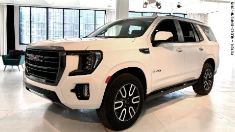 The 2021 GMC Yukon AT4 is clearly related to the Chevrolet Tahoe, but its buyers are after something different.