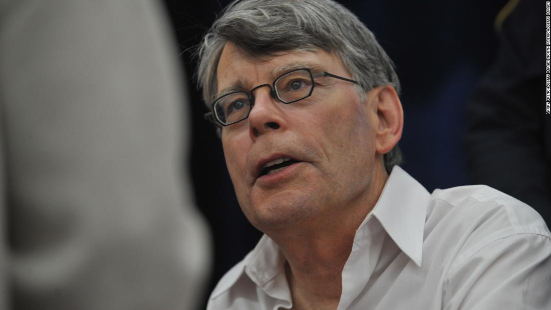 Stephen King Fast Facts