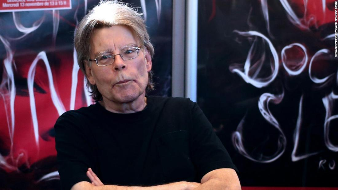 Author Stephen King's tweet on Oscar diversity falls flat