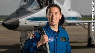 2017 NASA Astronaut Candidate - Jonny Kim.