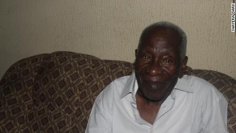 Eyiche Adizua was a technician at the Nigerian National Electric Power Authority (NEPA) before the civil war broke out