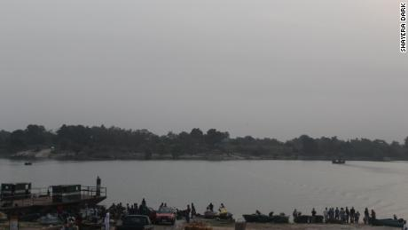 Oguta lake is the largest natural lake in Imo State, southeast Nigeria. Oguta town served as Biafra's major supply line for arms and relief material during the war