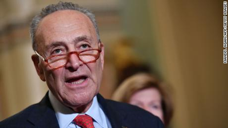 Schumer says he believes Iran war powers resolution will pass Senate