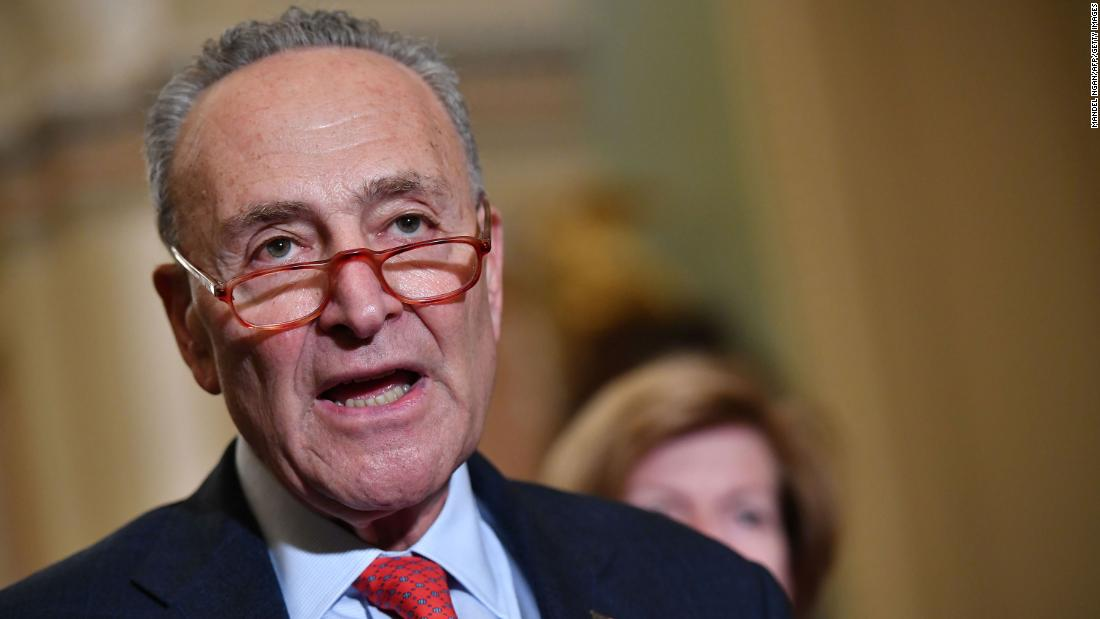 Schumer says he believes Iran war powers resolution will pass Senate thumbnail