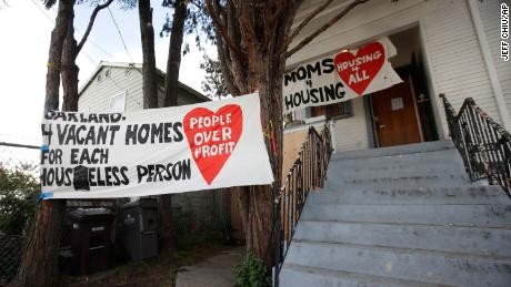 Homeless mothers with Oakland's 'Moms 4 Housing' have been forcibly evicted from a vacant home they were occupying