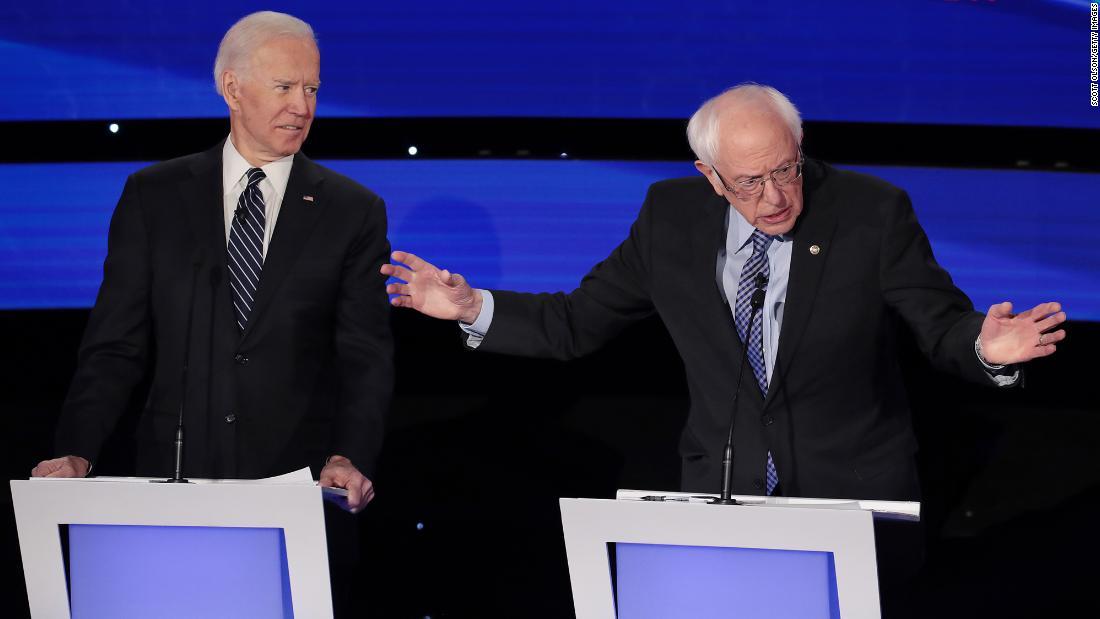 How Joe Biden defended his Iraq vote