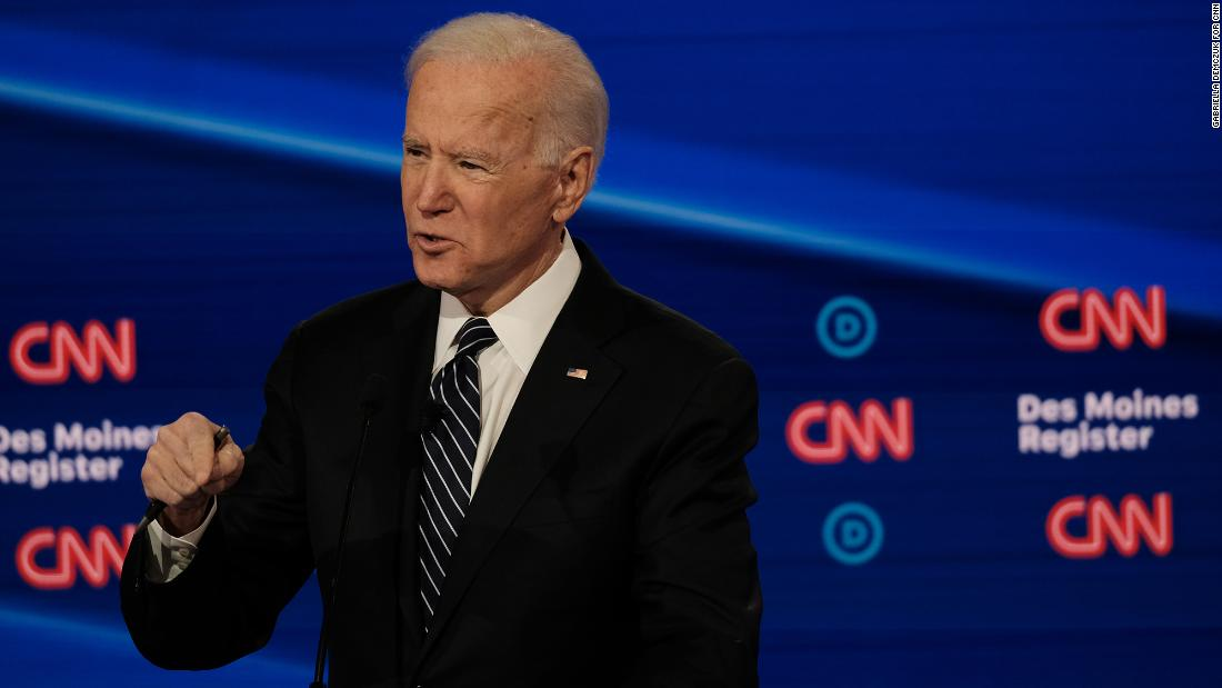 Biden's elevator moment may be as good as a New York Times endorsement