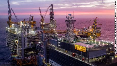 नॉर्वेचे म्हणणे आहे की तिचे नवीन विशाल तेलाचे क्षेत्र पर्यावरणासाठी खरोखर चांगले आहे