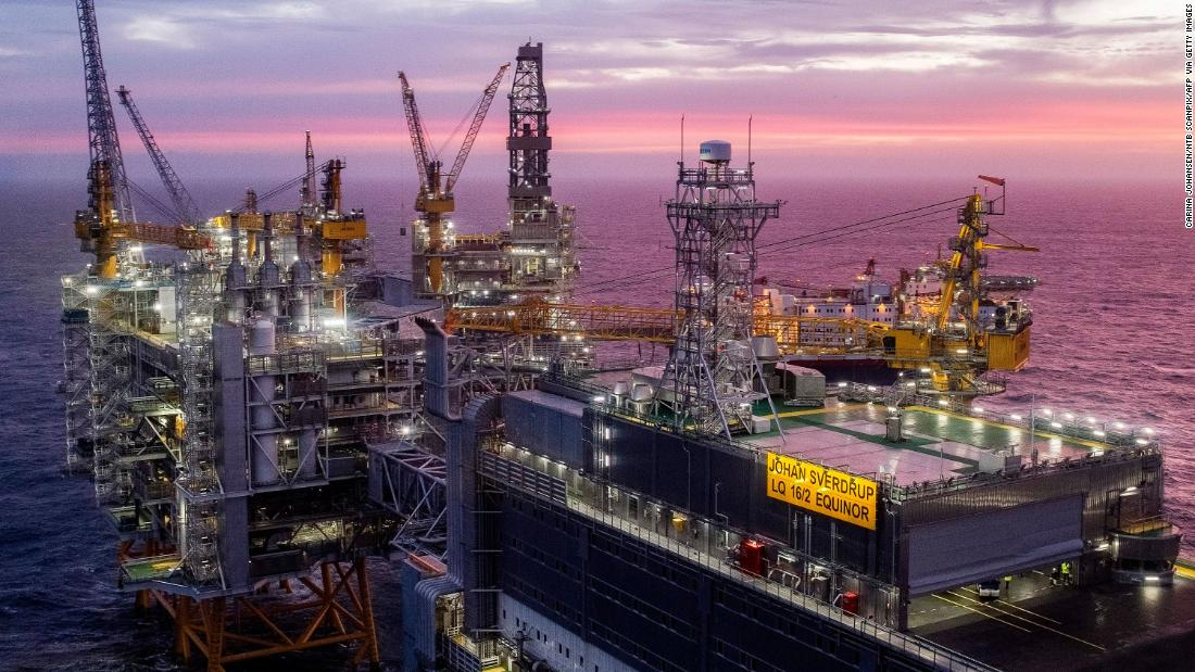 Norway says its new giant oil field is good for the planet. Critics call it climate hypocrisy