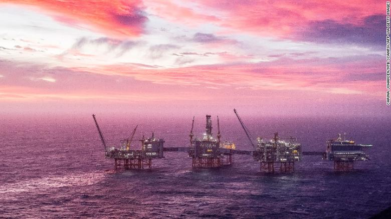 Johan Sverdrup is the third largest oil field on the Norwegian continental shelf.