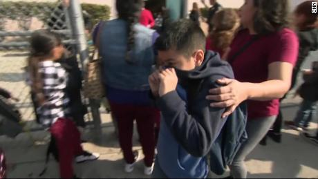 Officials said Wednesday it was safe for children to return to the schools affected by the jet fuel.