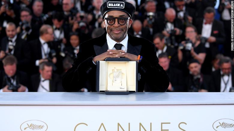 Spike Lee Makes Cannes Film Festival History Cnn