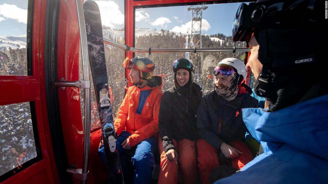 Sehen Sie die Welt mit den coolsten ski-Lifte