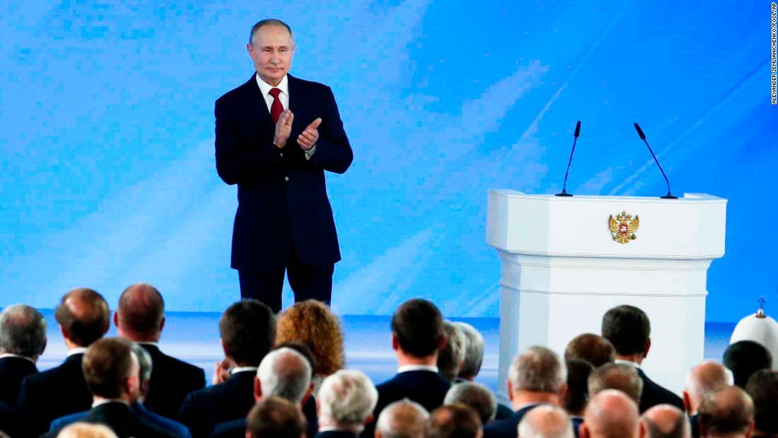 Staatliche Medien bejubelt Putin ' s power shake-up. Moskau Bewohner scheinen weniger begeistert