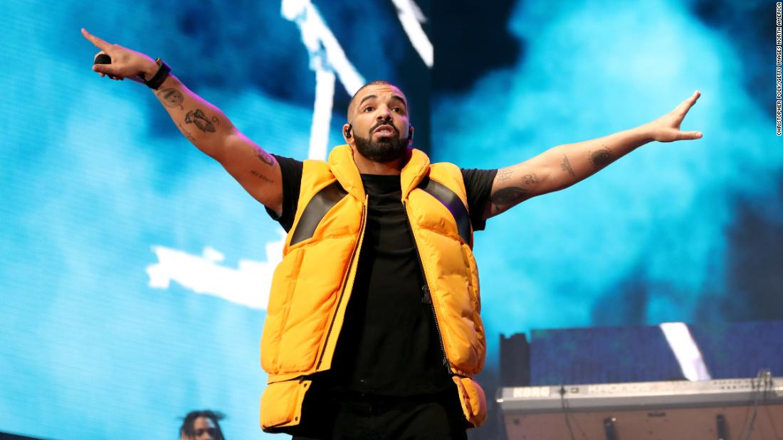 Canadian rapper Drake has implemented environmentally friendly changes to his tours, which include selling merchandise made from sustainable materials, choosing biodegradable catering supplies and running his tour bus on biodiesel.