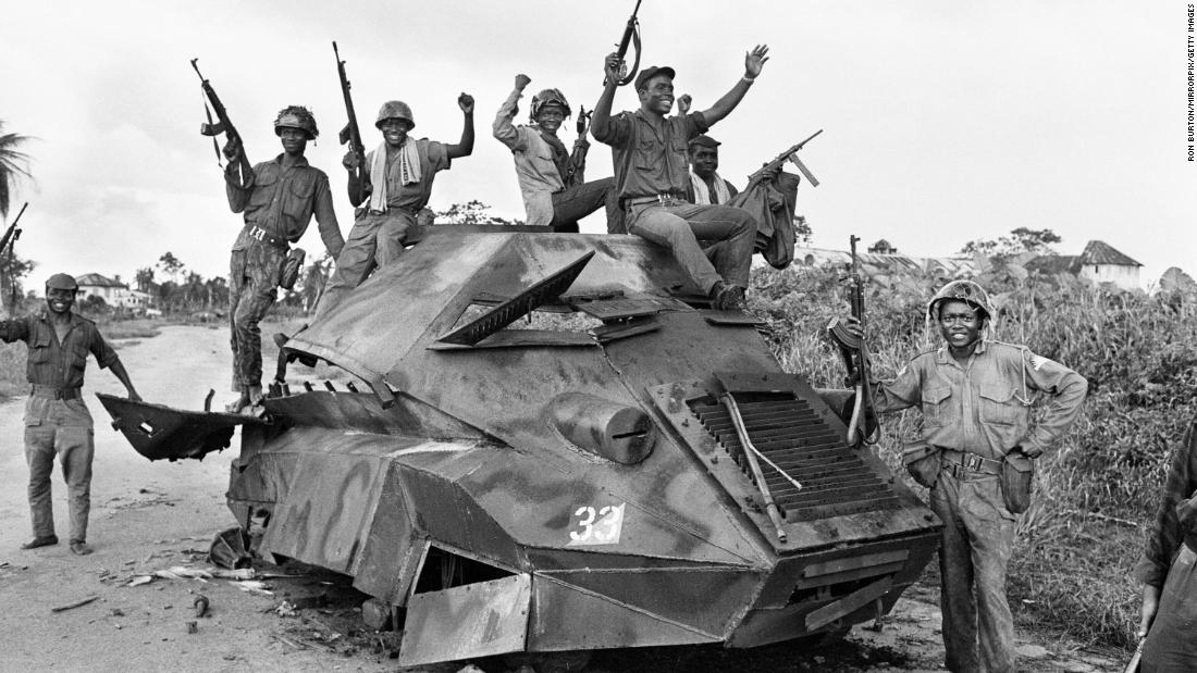 The ceasefire lasted no more than 48hours and war resumed after Santos left the nbation