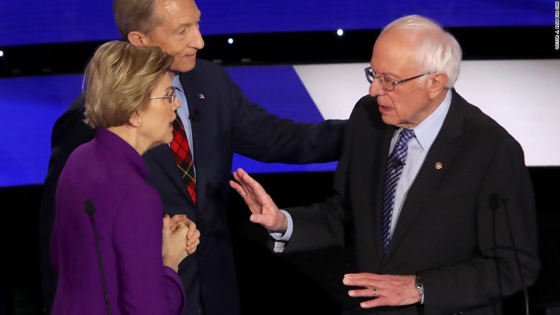 Sanders und Warren Unterstützer müssen vereint bleiben