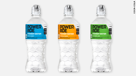 Power Water is for casual athletes.
