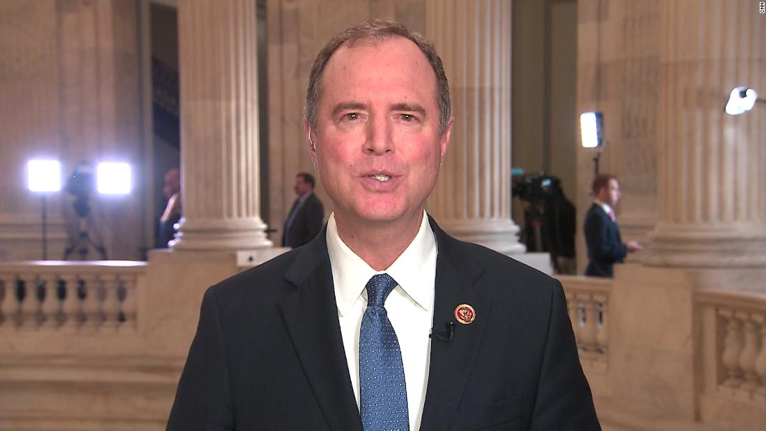 Schiff says intelligence agency is withholding Ukraine documents from Congress