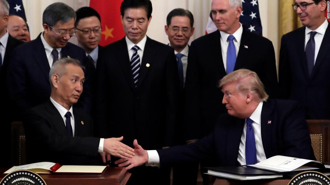 の貿易戦争と中国から遠いので、もとの貿易取引