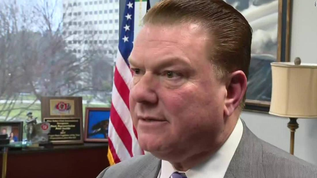 A Michigan state senator allegedly told a female reporter that schoolboys 'could have a lot of fun' with her