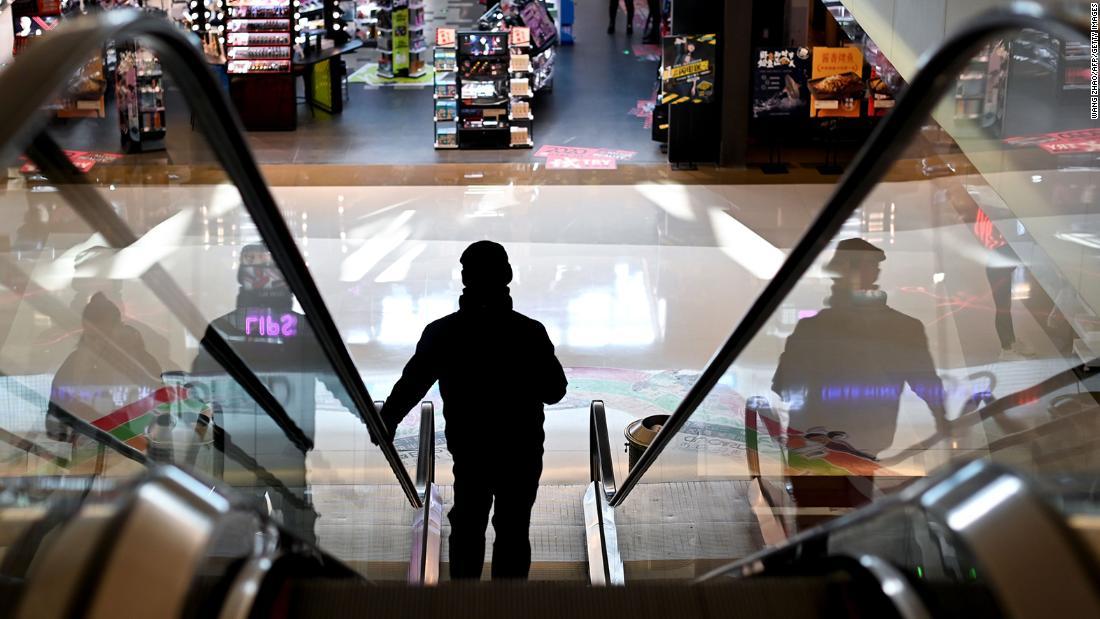 China hat soeben berichtet, das schwächste jährliche Wachstum in 29 Jahren
