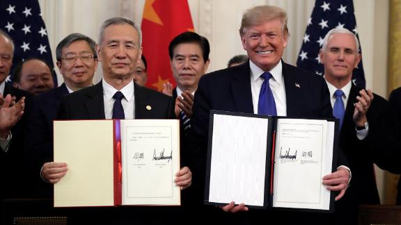 Image for China just agreed to buy $200 billion worth of US products
