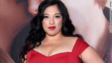 "Connie Marie Flores attends the Premiere of Netflix's ""Marriage Story"" at DGA Theater on November 05, 2019 in Los Angeles, California."