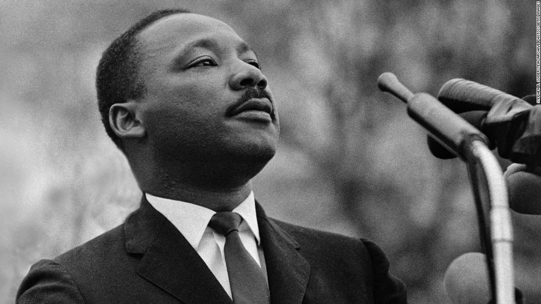 Το split-δεύτερη απόφαση που σφράγισε Martin Luther King Jr. είναι μια θέση στην ιστορία