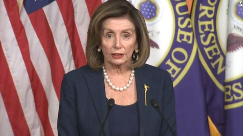 Nancy Pelosi calls Facebook a 'shameful' company