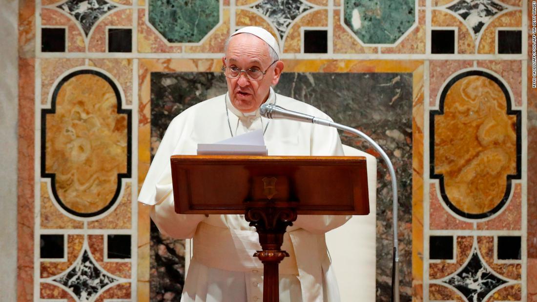 Papst ernennt Frau zum senior-Rolle