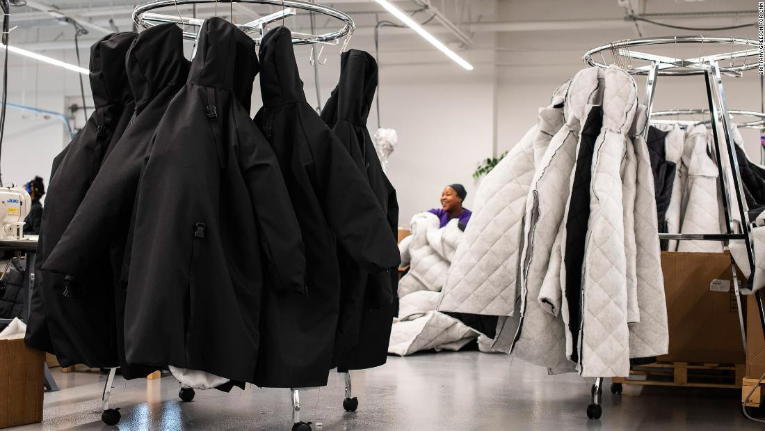 This coat design isn't just saving lives. It's launching new careers for homeless people
