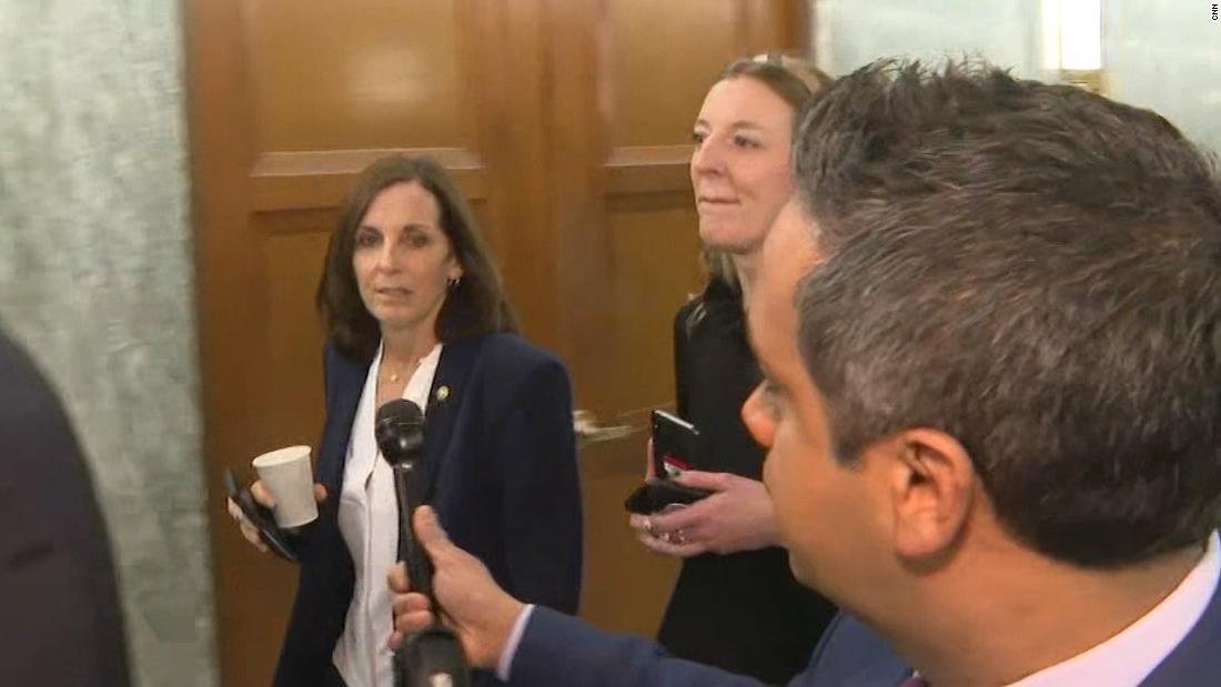 Die liberale hack': GOP Senator Beleidigungen CNN-reporter