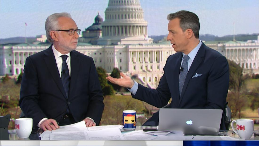 'Disturbing' and 'stunning,' see Tapper's reaction to intel officials