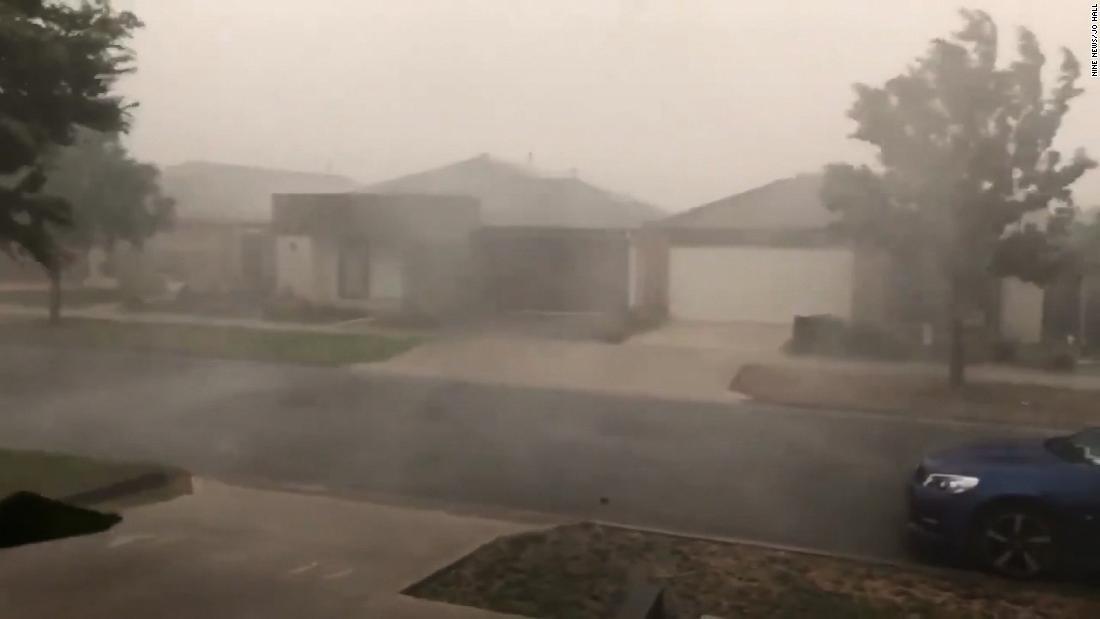 Gewitter bringen vorübergehende Linderung zu Australien