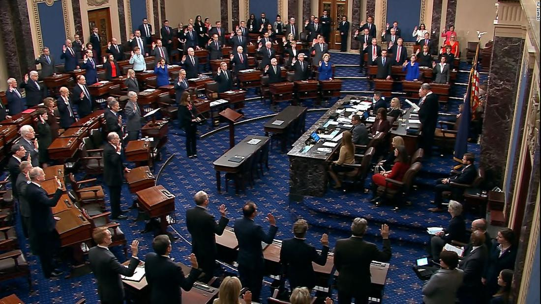 8 senators to watch in the impeachment trial