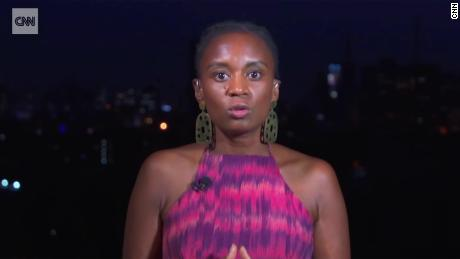 Filmmaker Wanuri Kahiu speaks to Bianca Nobilo from Nairobi
