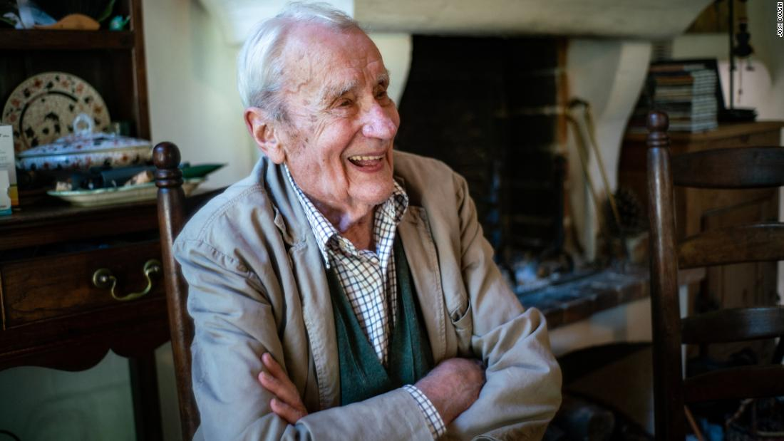 Christopher Tolkien, the son of 'Lord of the Rings' author, has died at 95