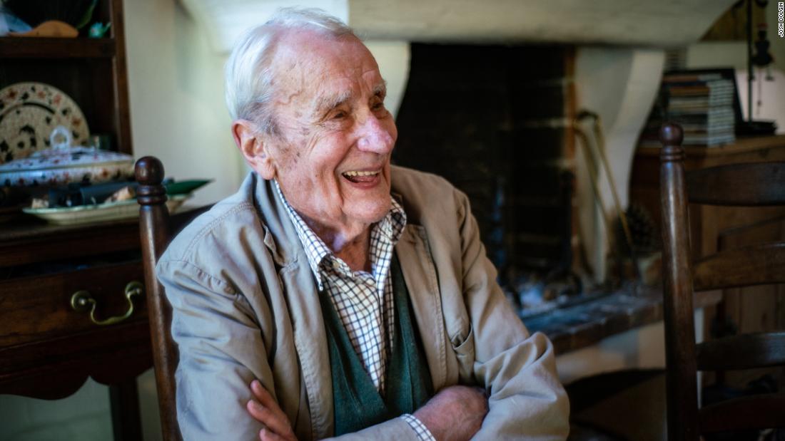 Christopher Tolkien hat starb bei 95