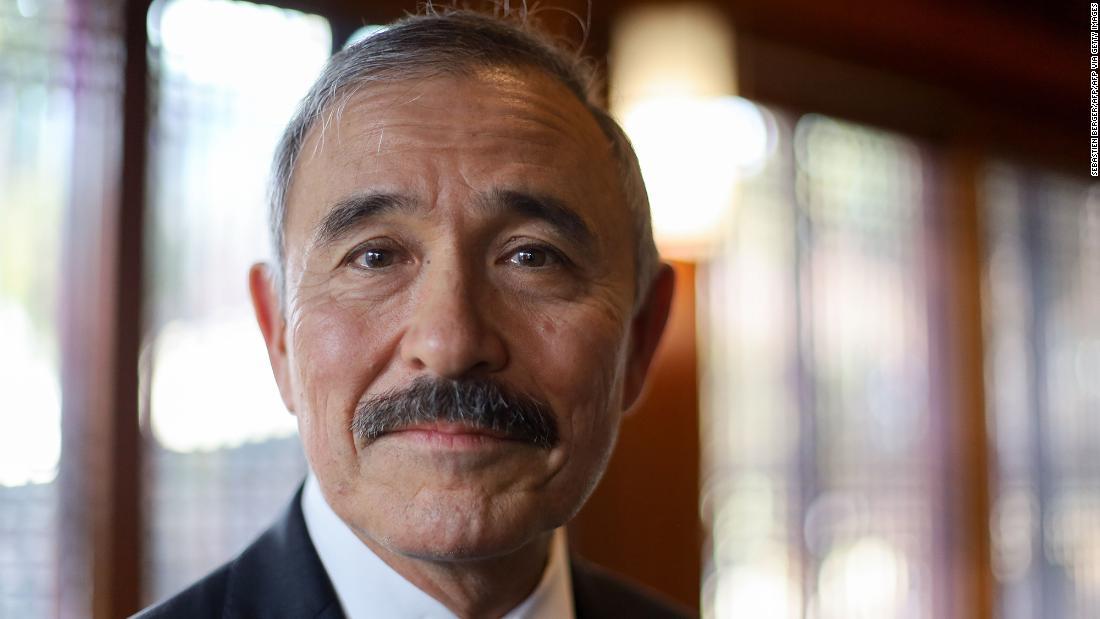 Warum Südkoreaner flipping out über eine US-Botschafters Schnurrbart