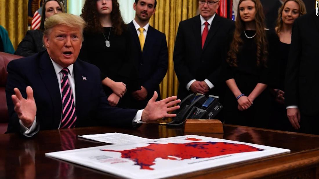 Donald Trump absolut liebt diese tief irreführend 2016 Wahlen anzeigen