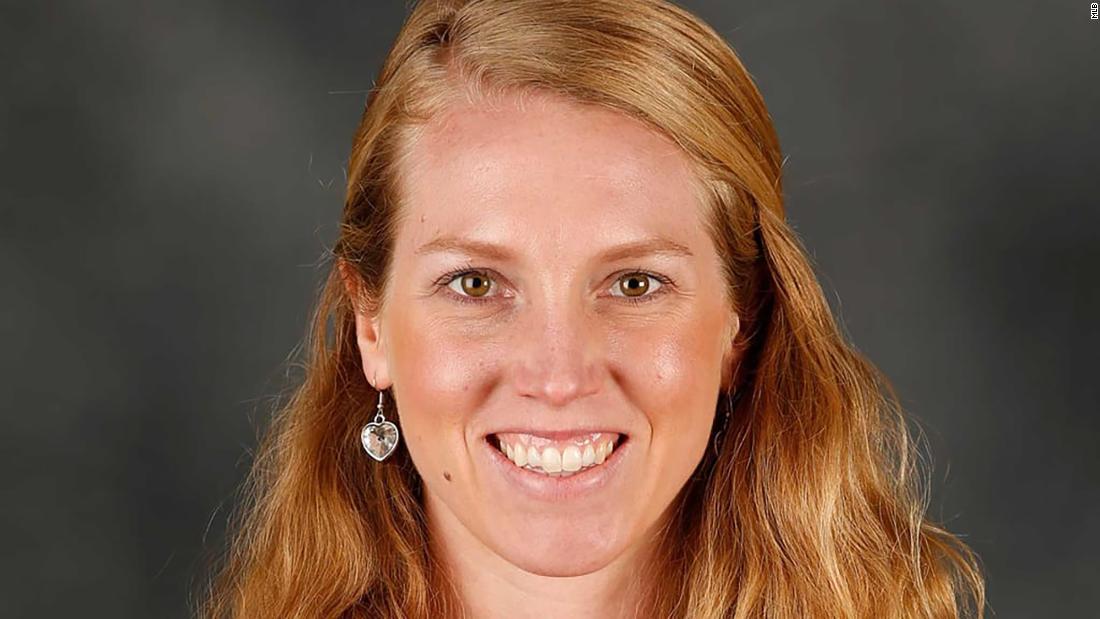 San Francisco Giants' Alyssa Nakken becomes first female full-time coach in MLB history