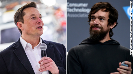Here's what Elon Musk said when Jack Dorsey asked him how to fix Twitter