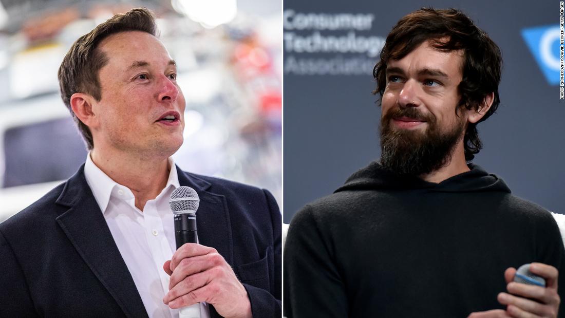 Hier ist, was Elon Musk sagte, wenn Jack Dorsey fragte ihn, wie zu beheben Twitter