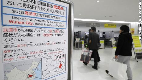 Japan has confirmed a case of a new coronavirus that emerged in China, authorities said on January 16.