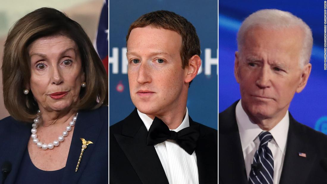 Top-Demokraten gehen, um Krieg mit Facebook