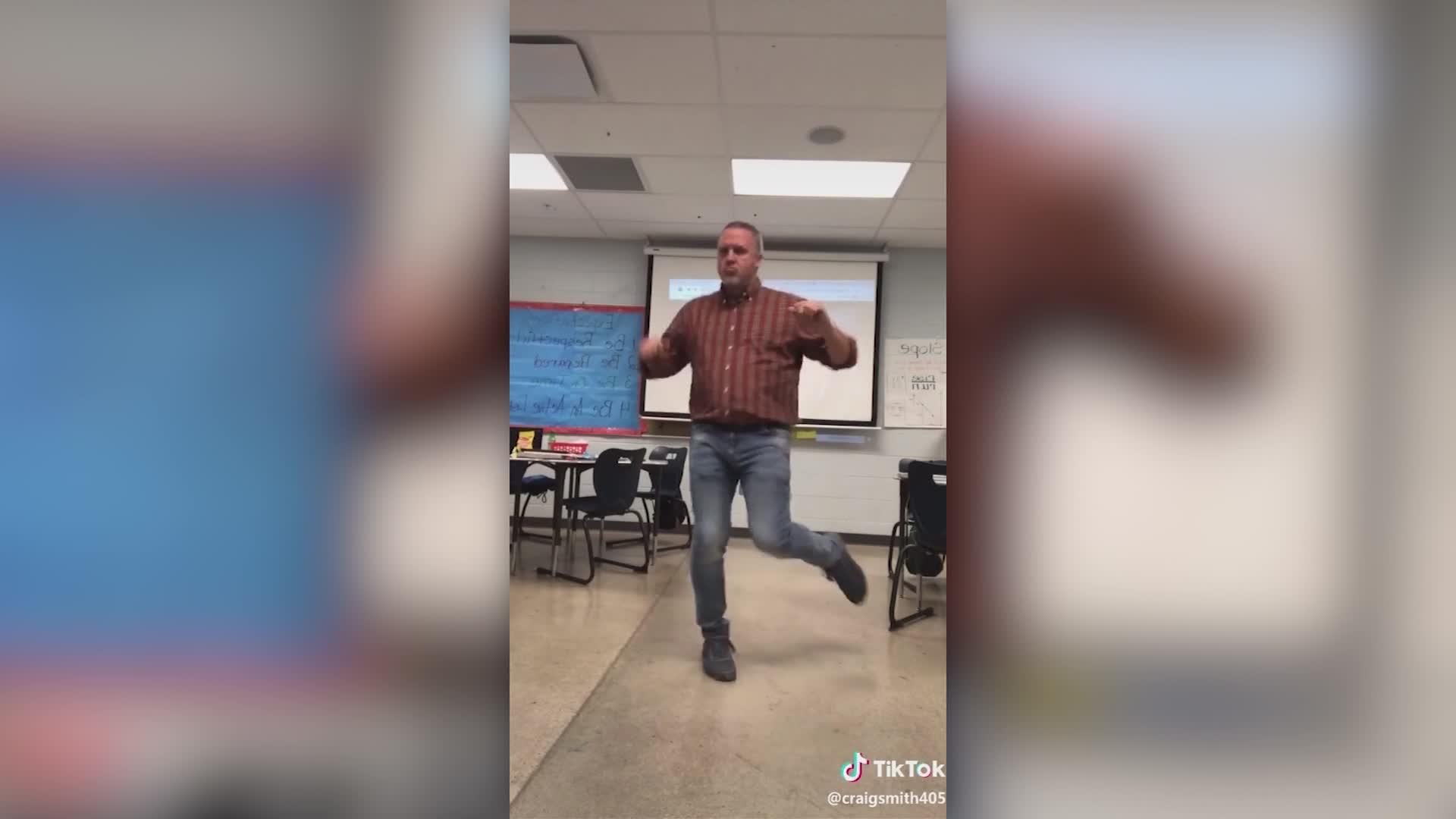 Kentucky Teacher Busts A Move In Viral Tiktok Dance Videos Cnn Video